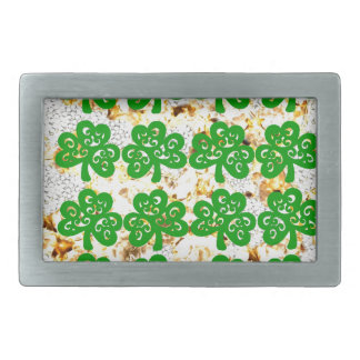 SAINT PATRICKS DAY BELT BUCKLES