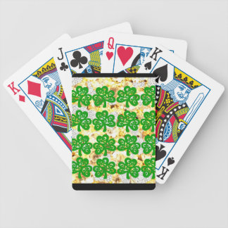 SAINT PATRICKS DAY BICYCLE PLAYING CARDS