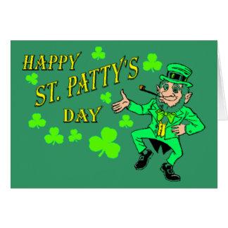 Saint Patrick's day - Greeting Cards