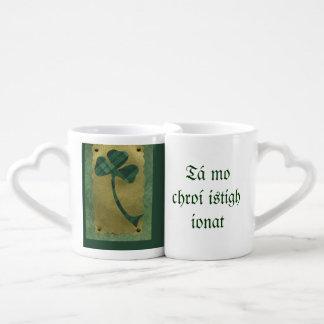 Saint Patrick's Day collage # 21 Coffee Mug Set