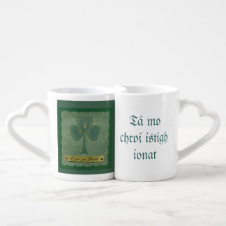 Saint Patrick's Day collage # 25 Coffee Mug Set
