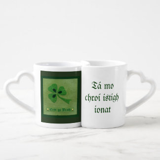 Saint Patrick's Day collage # 27 Coffee Mug Set