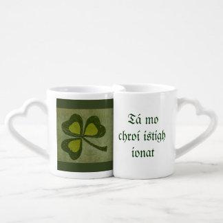 Saint Patrick's Day collage # 29 Coffee Mug Set