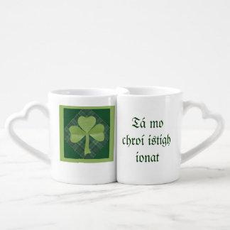 Saint Patrick's Day collage # 2 Coffee Mug Set