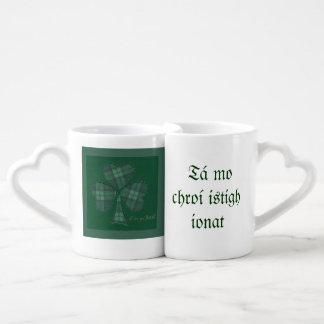 Saint Patrick's Day collage series # 12 Coffee Mug Set