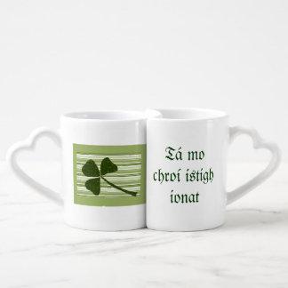 Saint Patrick's Day collage series # 5 Coffee Mug Set