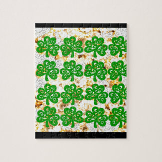 SAINT PATRICKS DAY JIGSAW PUZZLE