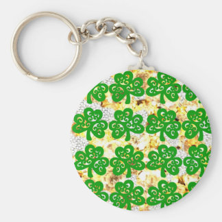 SAINT PATRICKS DAY KEYCHAIN