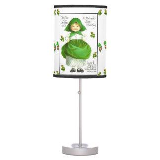 Saint Patrick's Day Lamp