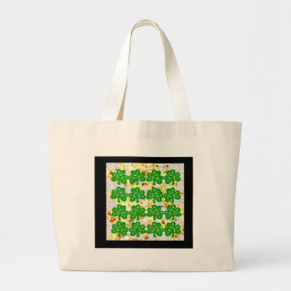 SAINT PATRICKS DAY LARGE TOTE BAG