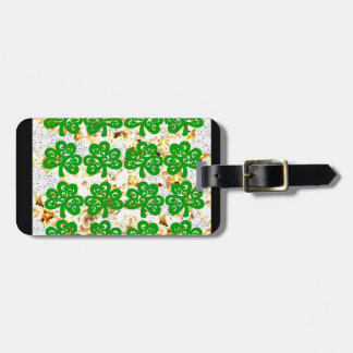 SAINT PATRICKS DAY LUGGAGE TAG