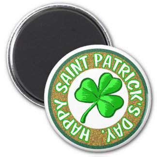 Saint Patricks Day Magnet. Magnet