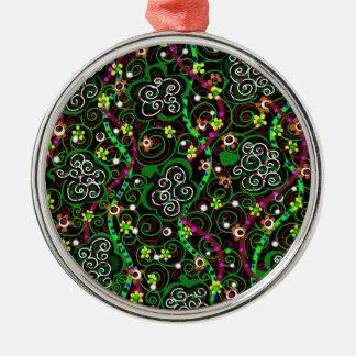 Saint Patrick's Day Metal Ornament