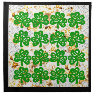 SAINT PATRICKS DAY NAPKIN