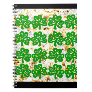 SAINT PATRICKS DAY NOTEBOOKS