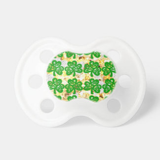 SAINT PATRICKS DAY PACIFIER