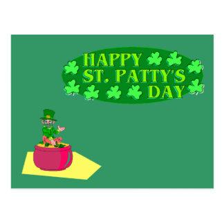 Saint Patrick's day - Post Cards