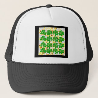 SAINT PATRICKS DAY TRUCKER HAT