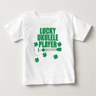 Saint Patrick's Ukulele Baby T-Shirt