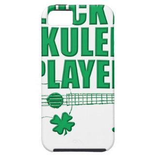 Saint Patrick's Ukulele iPhone 5 Cases