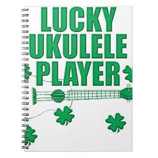 Saint Patrick's Ukulele Notebooks