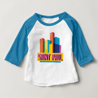 Saint Paul in Design Baby T-Shirt