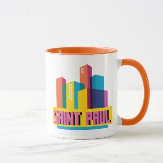 Saint Paul in Design Mug
