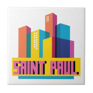 Saint Paul in Design Tile