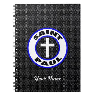 Saint Paul Notebook