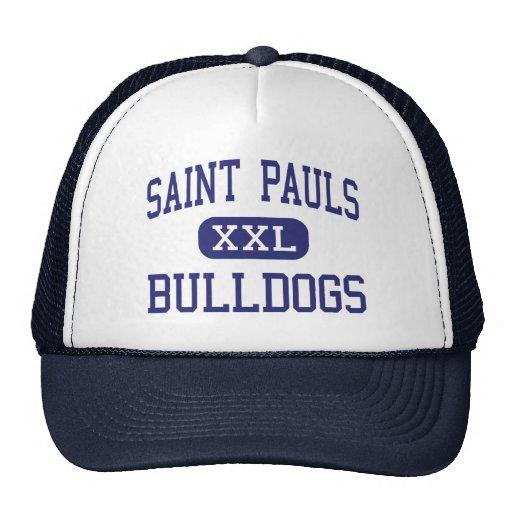 Saint Pauls Bulldogs Middle Saint Pauls Hats