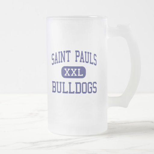 Saint Pauls Bulldogs Middle Saint Pauls Mug