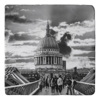 Saint Pauls Cathedral London. Trivet