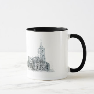 Saint Paul's Church Coffee Mug #2