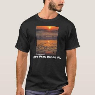 Saint Pete Beach Sunset T-Shirt
