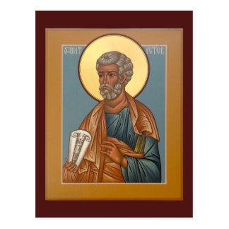 Saint Peter Prayer Card Post Cards