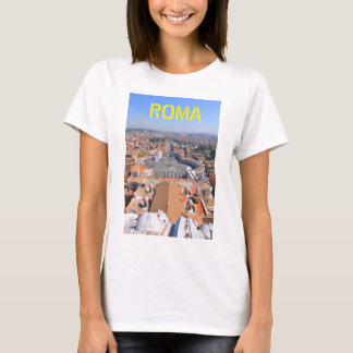 Saint Peter square in Vatican, Rome, Italy T-Shirt
