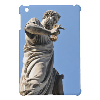 Saint Peter statue in Rome, Italy Cover For The iPad Mini