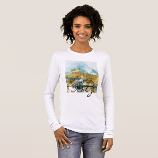 Saint Peters Cathedral in Vatican City Long Sleeve T-Shirt