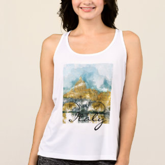 Saint Peters Cathedral in Vatican City Tank Top