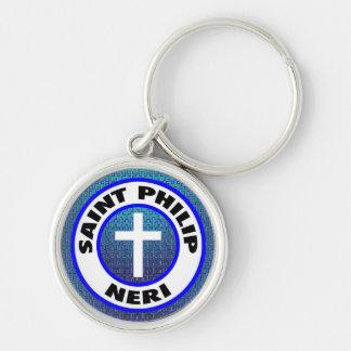 Saint Philip Neri Keychain