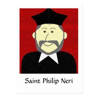 Saint Philip Neri Postcard