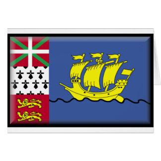 Saint Pierre and Miquelon Card
