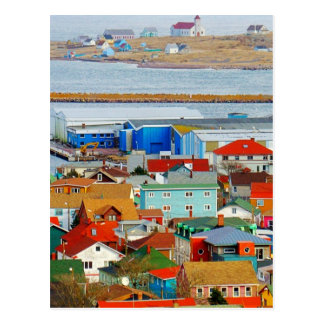 Saint Pierre Postcard
