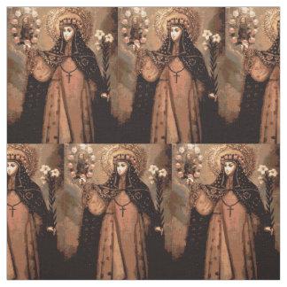 saint rose of lima fabric