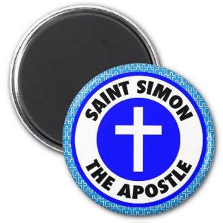 Saint Simon the Apostle Magnet