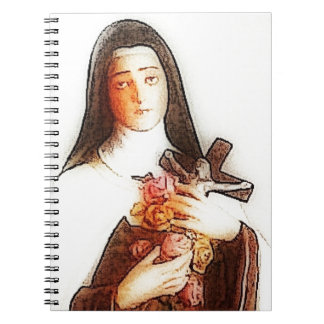 Saint Spiral Note Book