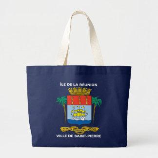 saint-stone large tote bag