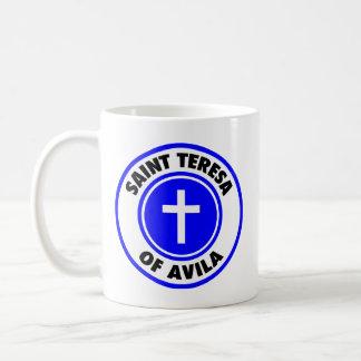 Saint Teresa of Avila Coffee Mug