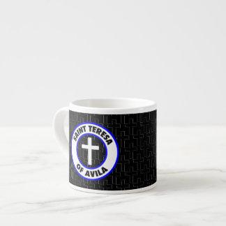 Saint Teresa of Avila Espresso Cup