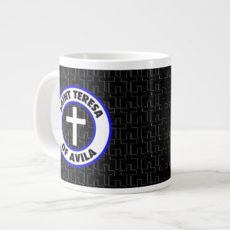 Saint Teresa of Avila Large Coffee Mug